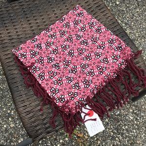 Nepali cotton scarf